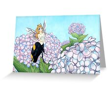 Bubble Bee Queen Greeting Card