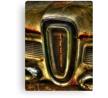 Edsel As Is Canvas Print
