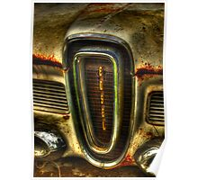 Edsel As Is Poster
