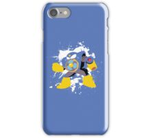 Airman Splattery T iPhone Case/Skin