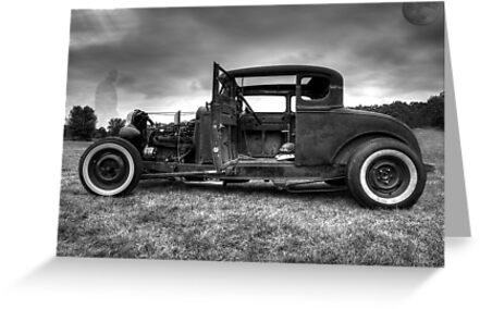 Hot Rod by Thomas Young