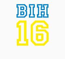 BOSNIA AND HERCEGOVINA 16 Unisex T-Shirt