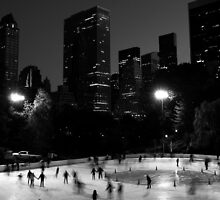 Central Park by mjdorn