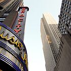 Radio City Music Hall by mjdorn