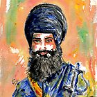 Bhai Anokh Singh Jee by Iminder Singh