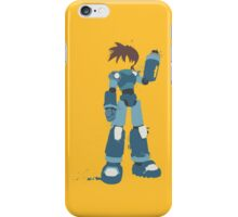Mega Man (Legendary Mode) iPhone Case/Skin