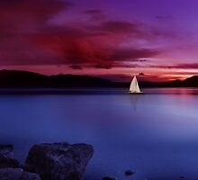 Come Sail Away by John Poon
