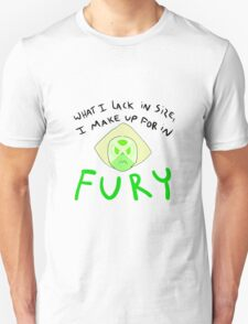 Fury - Peridot Unisex T-Shirt