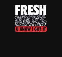 Fresh Kicks White Cement Unisex T-Shirt