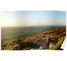 Ireland Rocks When the Sun Shines Poster
