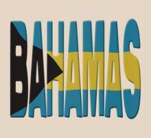Bahamas flag by stuwdamdorp