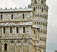 The leaning tower of Pisa by Neha Singh
