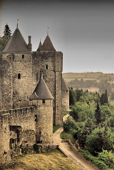 Carcassonne by JayFarrell