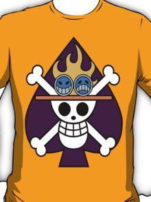 Portgas D. Ace's Jolly Roger T-Shirt