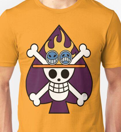 Portgas D. Ace's Jolly Roger Unisex T-Shirt