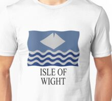 Isle of Wight flag Unisex T-Shirt