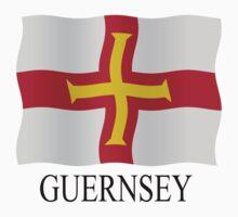 Guernsey flag Kids Tee