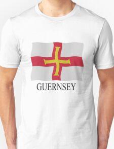 Guernsey flag Unisex T-Shirt