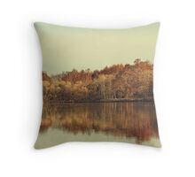 Autumnscape Throw Pillow