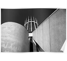 Metropolitan Cathedral of Christ the King, Liverpool Poster