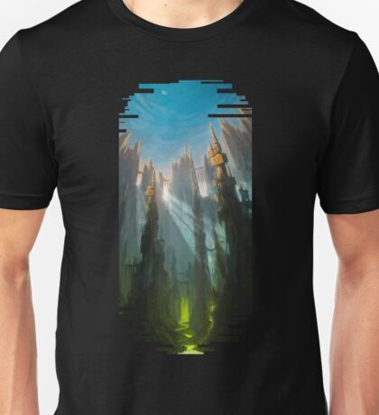 A land far away Unisex T-Shirt