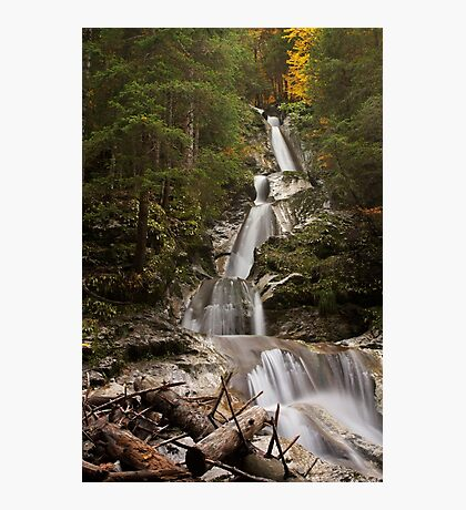 Diomaz waterfall Photographic Print