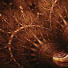 Spherical - Tiger-Eye Gem by sstarlightss