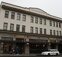 Gilmore Hotel  by DonnaMoore