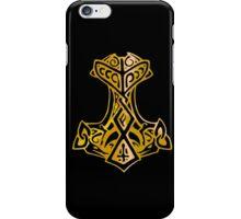 Mjoelnir - The Hammer of Thor 03 iPhone Case/Skin