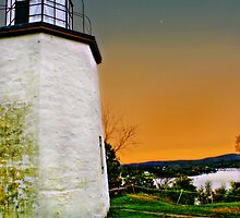 Stony Point Light House by Artondra Hall