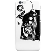 Music tape 1 iPhone Case/Skin