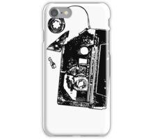 Music tape 1 iPhone Case/Skin