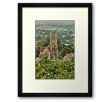St James  Framed Print