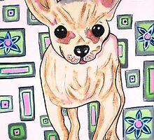 Chihuahua by Lorraine Stylianou