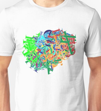 Mess with Bodoni T-Shirt