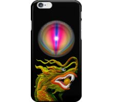 Eye Of The Dragon iPhone Case/Skin