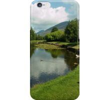 river walk iPhone Case/Skin