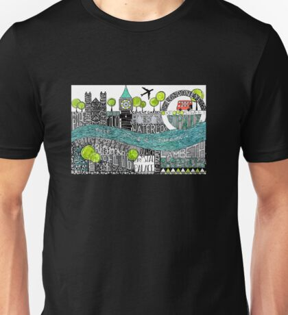 London Memories Unisex T-Shirt