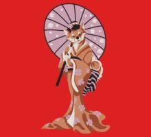 Shiba Inu Geisha Kids Tee