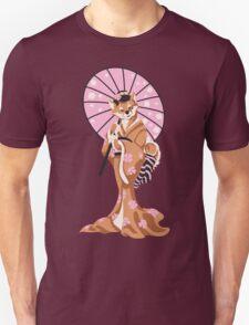 Shiba Inu Geisha T-Shirt
