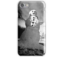Snowman iPhone Case/Skin
