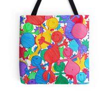 One Balloon Each... Tote Bag