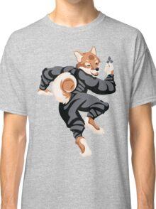Shiba Inu Ninja Classic T-Shirt