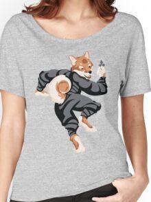 Shiba Inu Ninja Women's Relaxed Fit T-Shirt