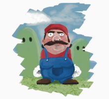 Mario by CrosbyDesign