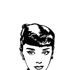 Audrey Hepburn by chiaraggamuffin