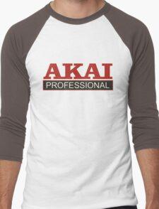 Akai Professional Men's Baseball ¾ T-Shirt