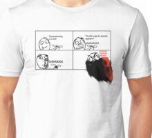 Rage Shirt - Funnyjunk Unisex T-Shirt