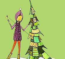 Tree Love by Johanna Wright