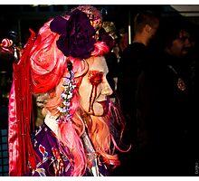 Dead Geisha Photographic Print
